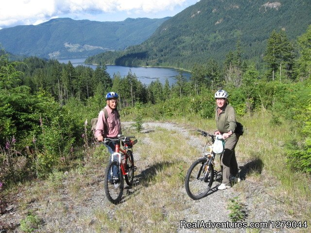Typical biking and/or hiking trail. | Image #19/26 | Tzoonie Wilderness Resort