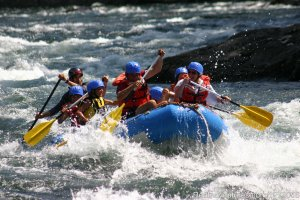 Endless Adventure Inc. Crescent Valley, British Columbia Rafting Trips