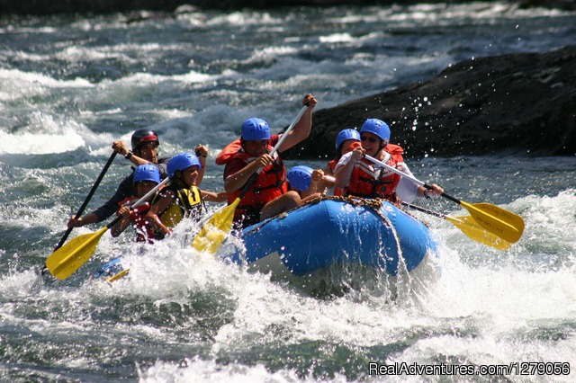 Endless Adventure Inc. Rafting Trips Crescent Valley, British Columbia