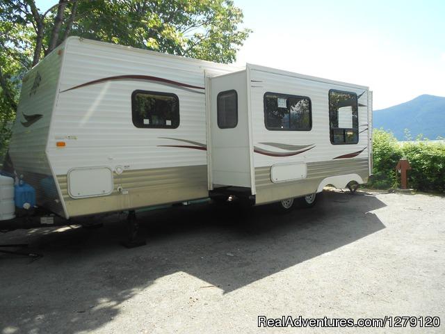 Excellent RV RENTAL ON VANCOUVER ISLAND  Nanoose Bay  CamperRV