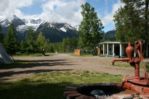 Glacier View RV Park & Cabin Rentals Smithers, British Columbia Campgrounds & RV Parks