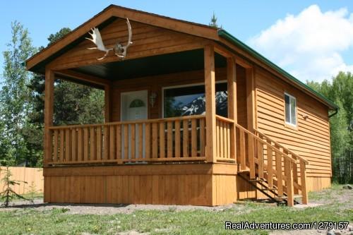 Cabin rentals - Glacier View RV Park & Cabin