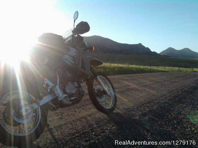Colorado and the West Motorcycle Tours