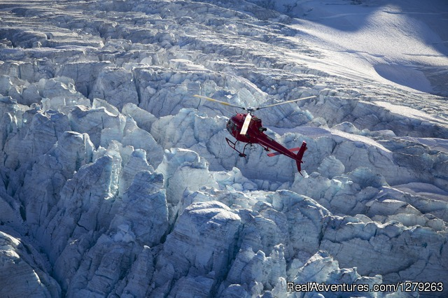 Incredible BC Glacier & Mountains Helicopter Tours
