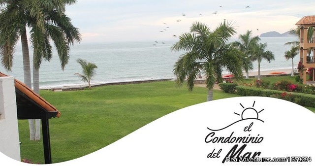- 3 BR Condo ON BEACH in San Carlos Next to Estuary