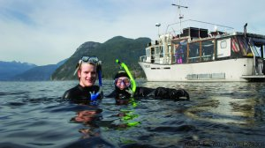 Sea Dragon Charters West Vancouver, British Columbia Scuba & Snorkeling