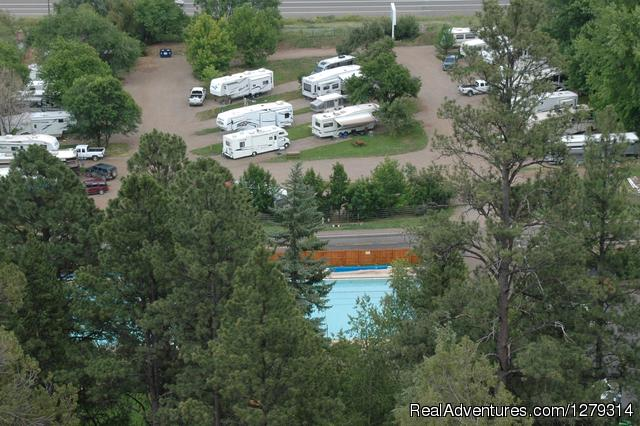 Westerly RV Park - Best Little RV Park in Durango