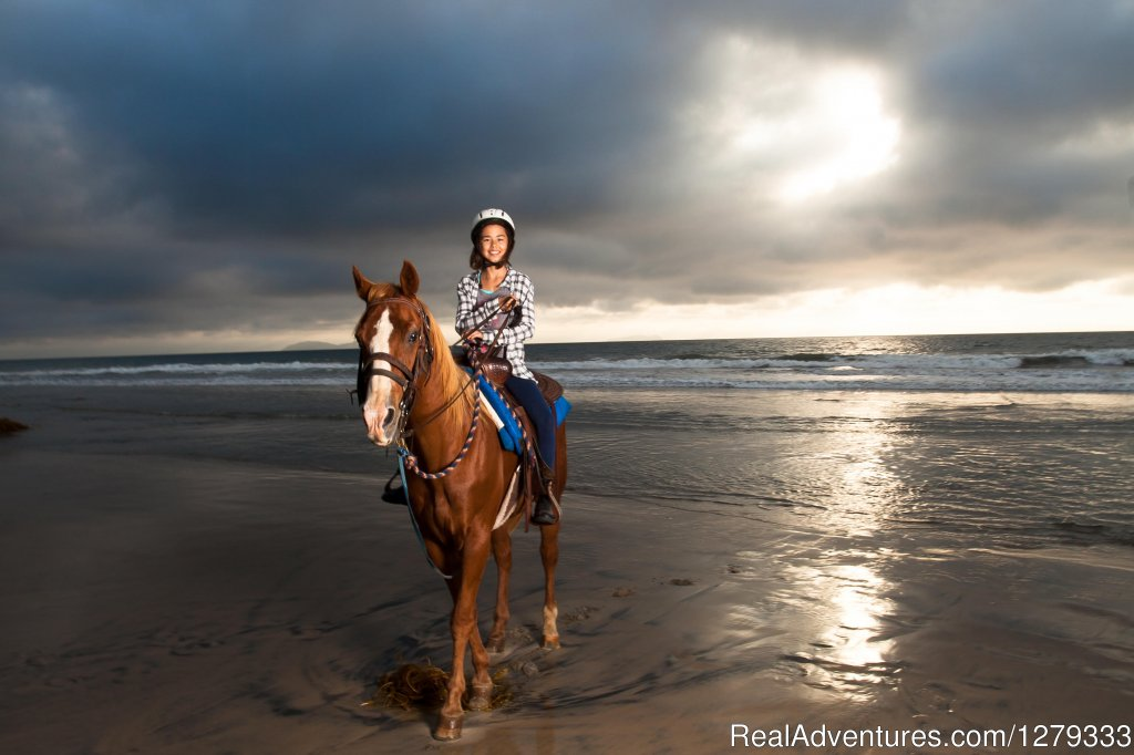 All Smiles | Image #12/13 | Beach & Trail Rides by Horseback