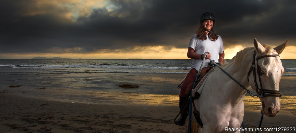 Ocean Breezes | Image #10/13 | Beach & Trail Rides by Horseback