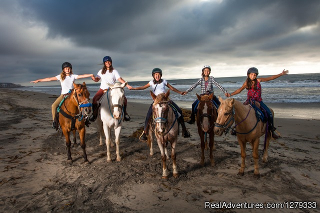 Experience of a Lifetime - Beach & Trail Rides by Horseback