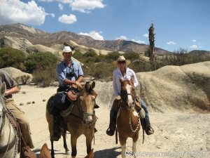 Beach Rides, Pack trips & Trail Rides Santa Barbara, California Horseback Riding