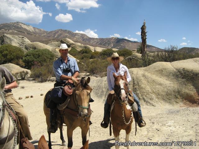Beach Rides, Pack trips & Trail Rides