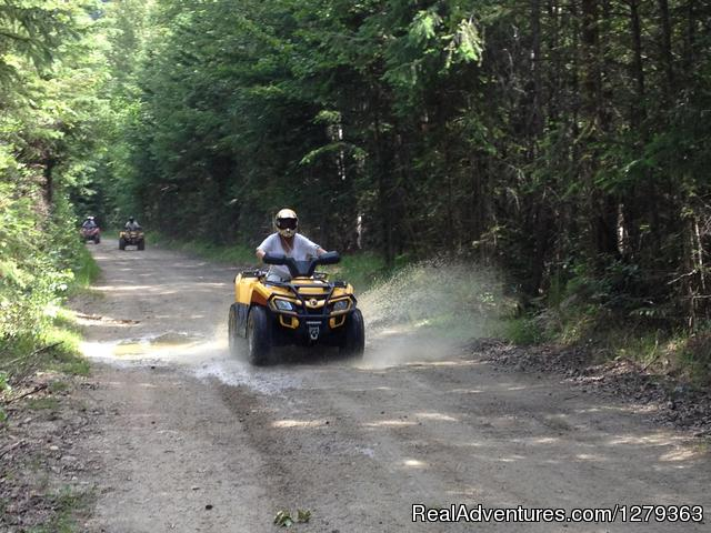 If your not getting dirty your not having fun - Alpine Country Rentals Ltd.