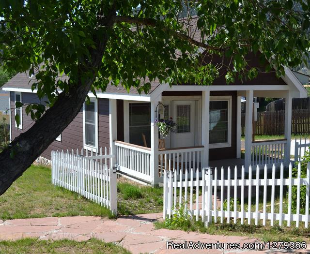 River rock cottages estes park colorado vacation rentals for Cabin rentals near fort collins colorado