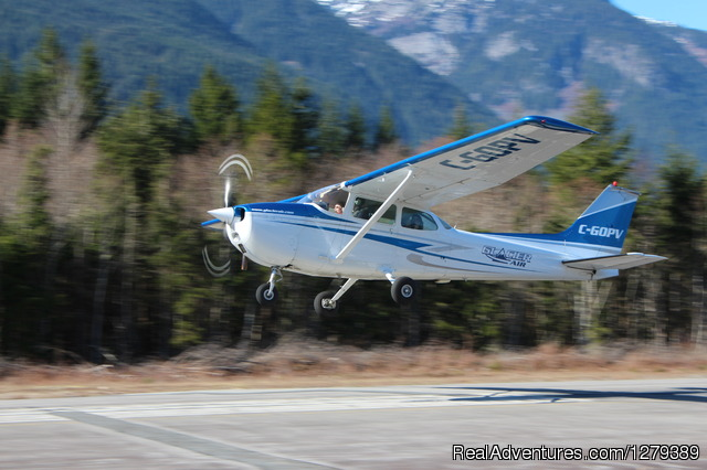 One of our Airplanes - Glacier Air