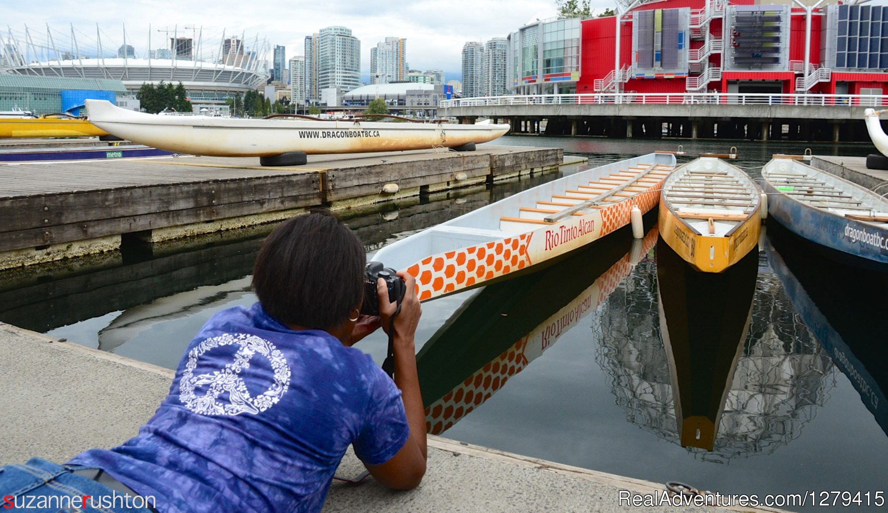 Olympic Village Photowalks