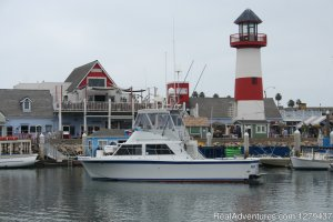 Pacific Ocean Adventure Oceanside, California Fishing Trips
