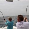 Shark fishing adventures