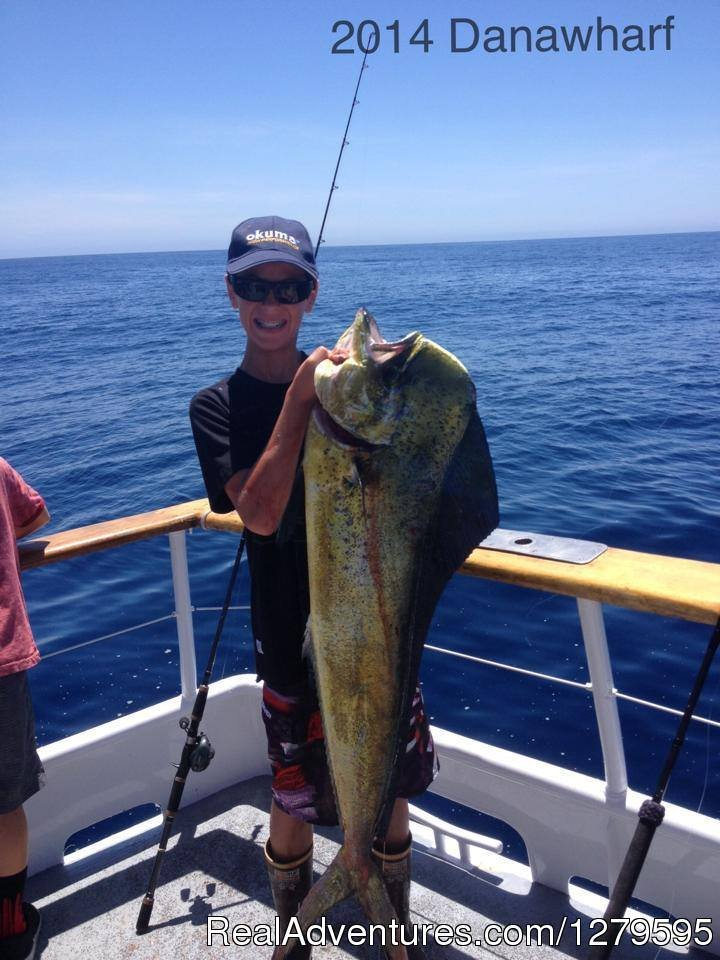 Dana Wharf has the BEST  Sportfishing and Whale Watching tours  in Orange County, Ca. We have been serving the public since 1971 from Dana Point. We also have FREE PARKING for our customers!