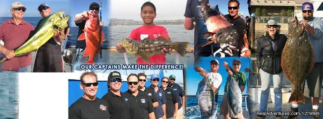 - Dana Wharf Sportfishing & Whale Watching