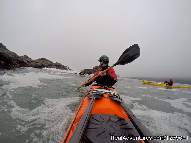 Trinidad Kayak Tour