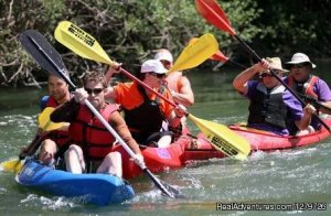 River's Edge Headquarters Healdsburg, California Kayaking & Canoeing