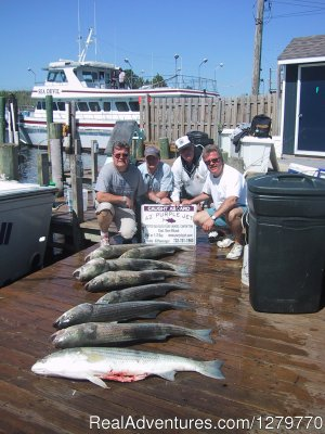 Purple Jet Charter Sportfishing Fleet Point Pleasant Beach, New Jersey Fishing Trips