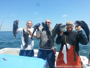 Bass River Charters Fishing Trips South Yarmouth, Massachusetts