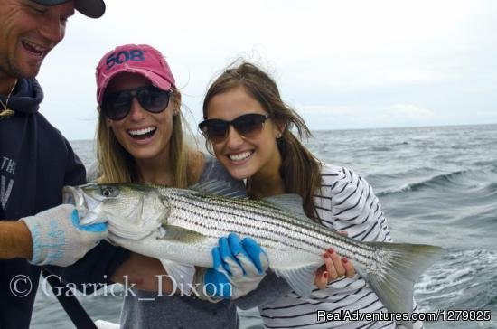 Image #4/6 | Cape Cod fishing charters with Magellan