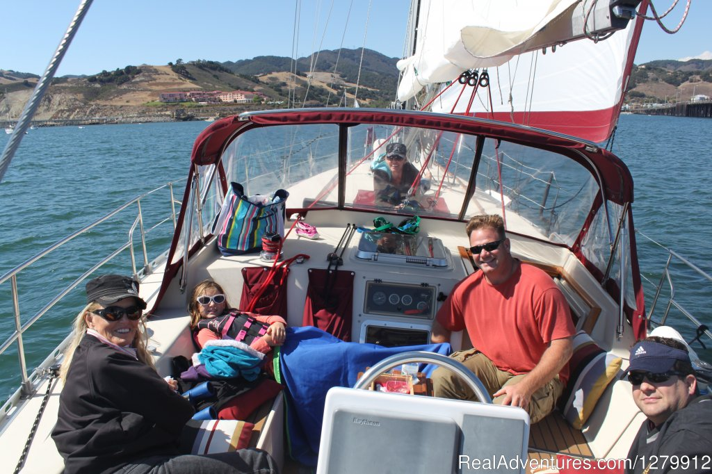 Image #2/11 | Central Coast Sailing Charters