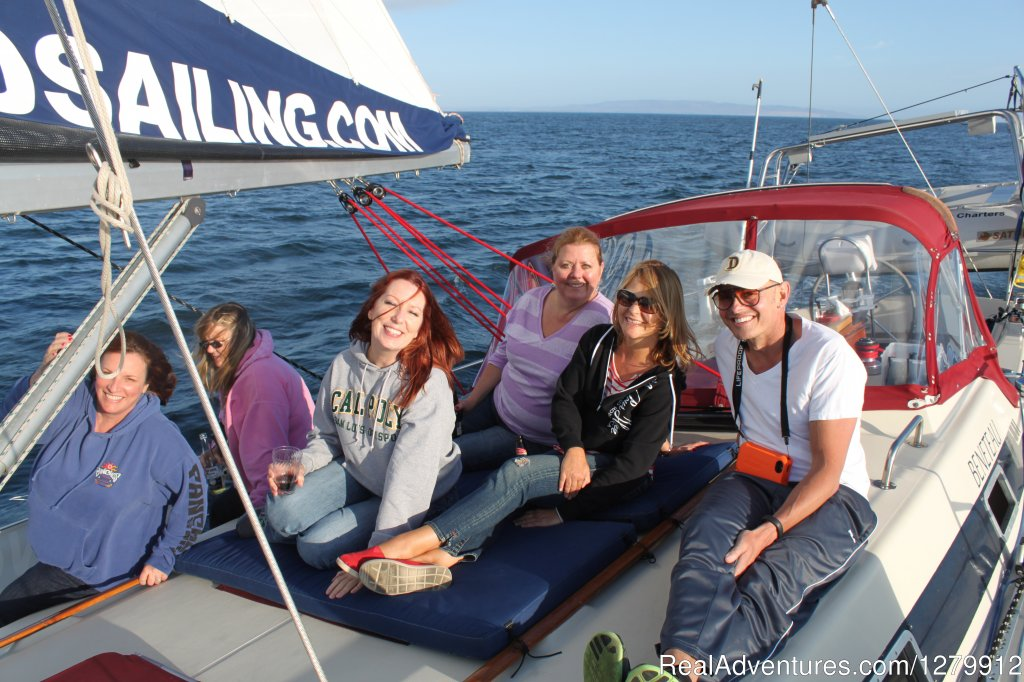 Image #8/11 | Central Coast Sailing Charters