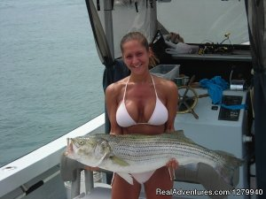 Trina Lyn Fishing Charters Saco, Maine Fishing Trips