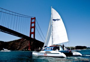 Adventure Cat Sailing Charters San Francisco, California Sailing & Yacht Charters