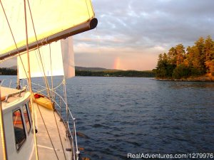 Emerald Isle Sailing Charters Deer Harbor, Washington Sailing & Yacht Charters