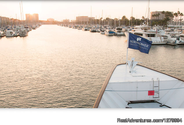 Hornblower Cruises & Events Newport Beach, California Sailing & Yacht Charters