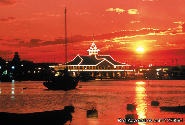 As the Sunset comes - Hornblower Cruises & Events