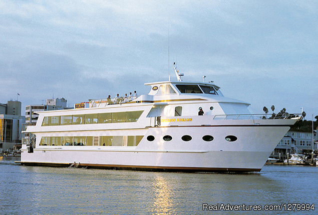 Motor Vessel Endless Dreams - Hornblower Cruises & Events