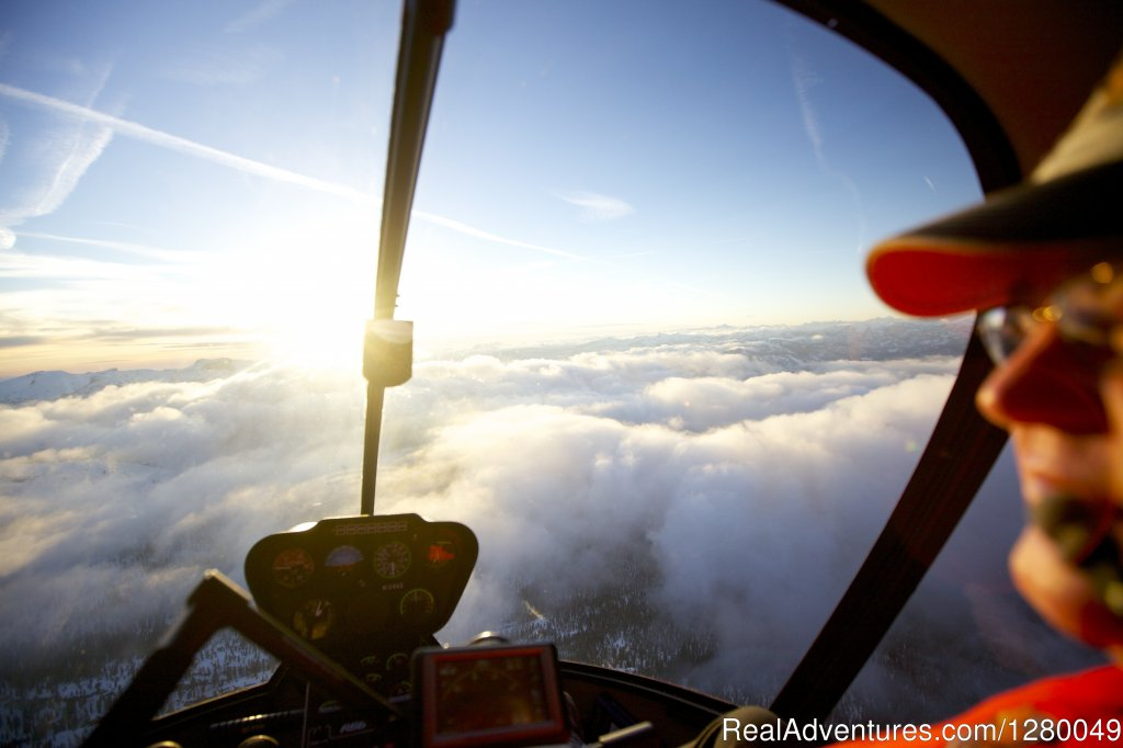 Helicopter Air Tours, Sightseeing Flights, Photo Flights, Search and Rescue