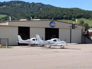 Scanlon Aviation Novato, California Scenic Flights