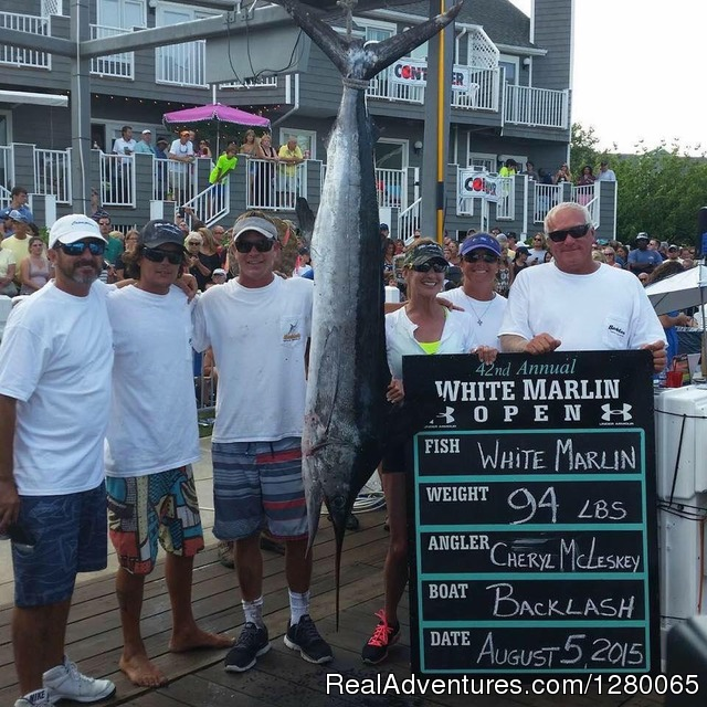 Backlash Sport Fishing Virginia Beach, Virginia Fishing Trips