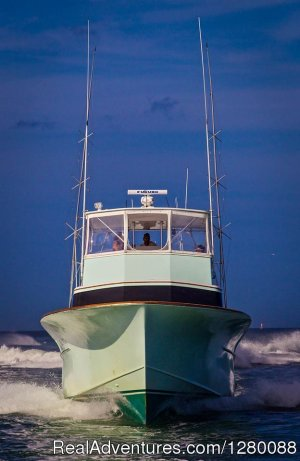 Wicked Tuna charters Gaint Bluefin Tuna Nags Head, North Carolina Fishing Trips