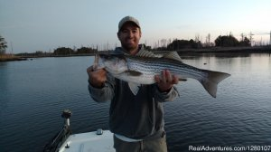 Plan 9 Fishing Charters Topsail Beach, North Carolina Fishing Trips