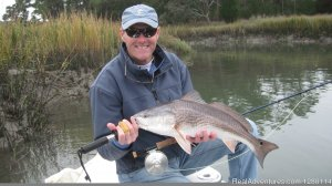 Affinity Charters Charleston, South Carolina Fishing Trips