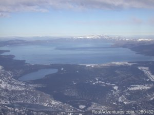 Alpine Aviation, Inc. Grass Valley, California Scenic Flights