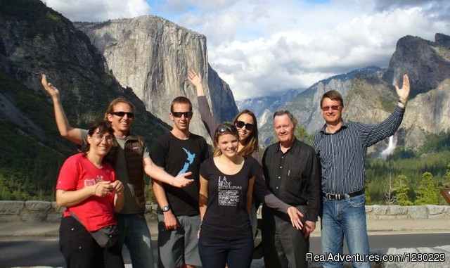 Yosemite One Day Tour - Incredible Adventures