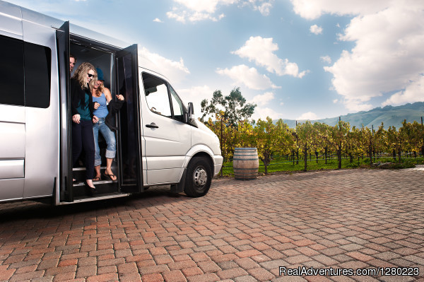 Wine Country Day Tour - Incredible Adventures