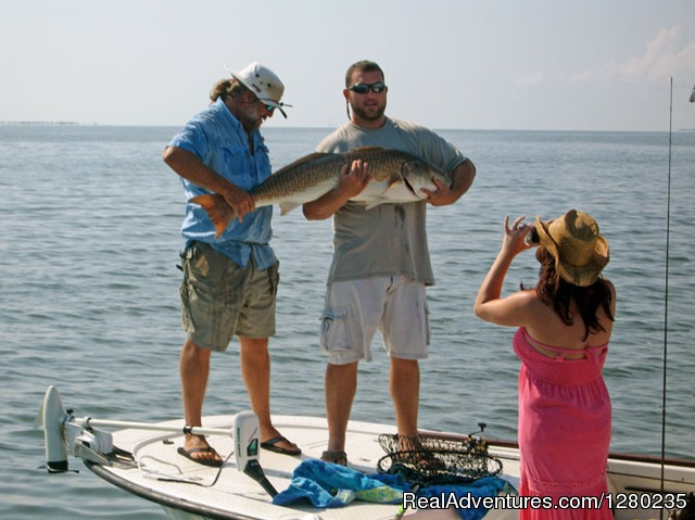Capt Karty's Mosquito Lagoon Fishing Guide Service: Monster Mosquito Lagoon Redfish