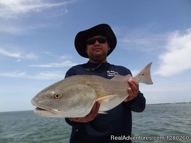 That's a Redfish