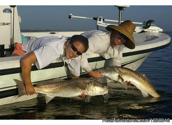 South Louisiana Red Fishing Charters