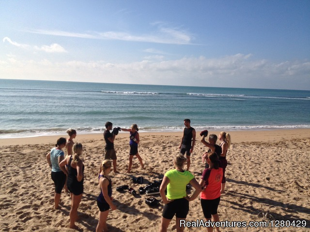 - Fitness & health training camp in Andalucia